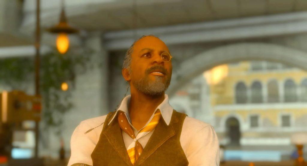 FF15のDLC『モグチョコカーニバル』で発生するサブクエスト『忙殺!マーゴのお手伝い』のイメージ画像です。