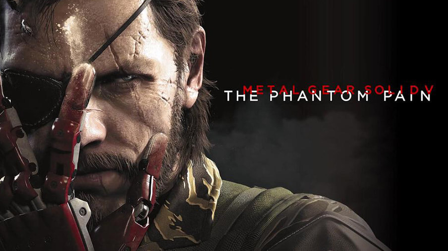 METAL GEAR SOLID V:THE PHANTOM PAINの画像です。