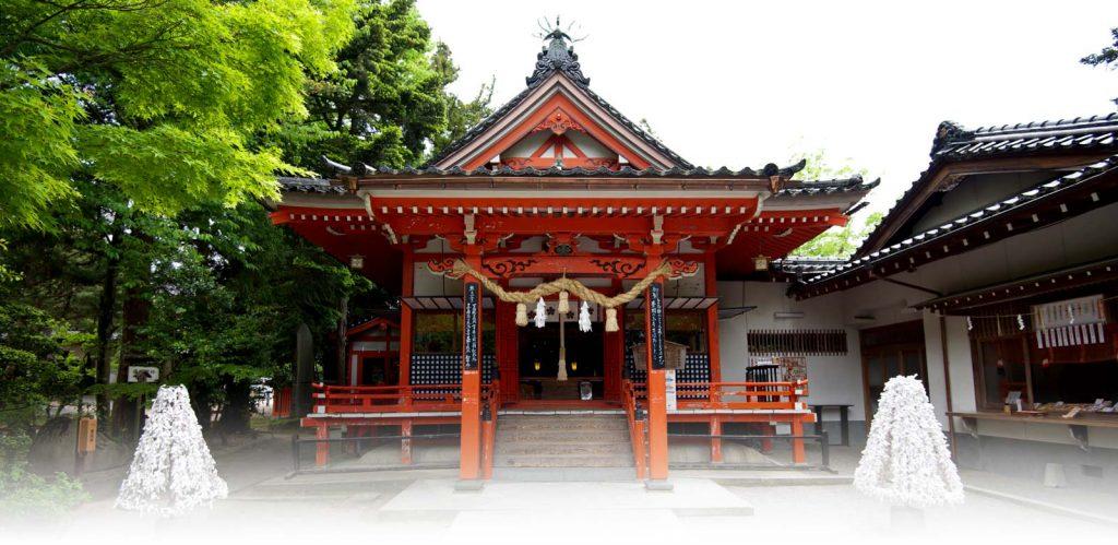 ブログのイメージ画像になります。主に神社です。