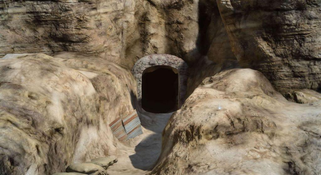 ダンジョン「キカトリーク塹壕跡」のイメージ画像です。