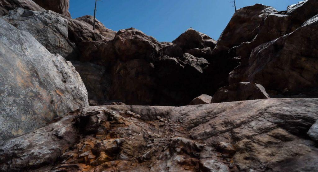 ダンジョン「ドロール洞窟」のイメージ画像です。