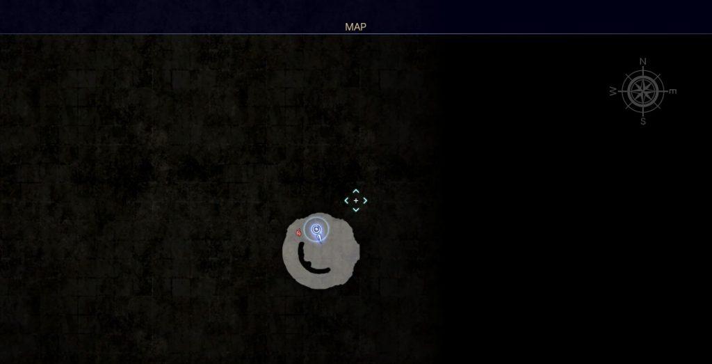 ダンジョン「コースタルマークタワー」のマップ⑤です。