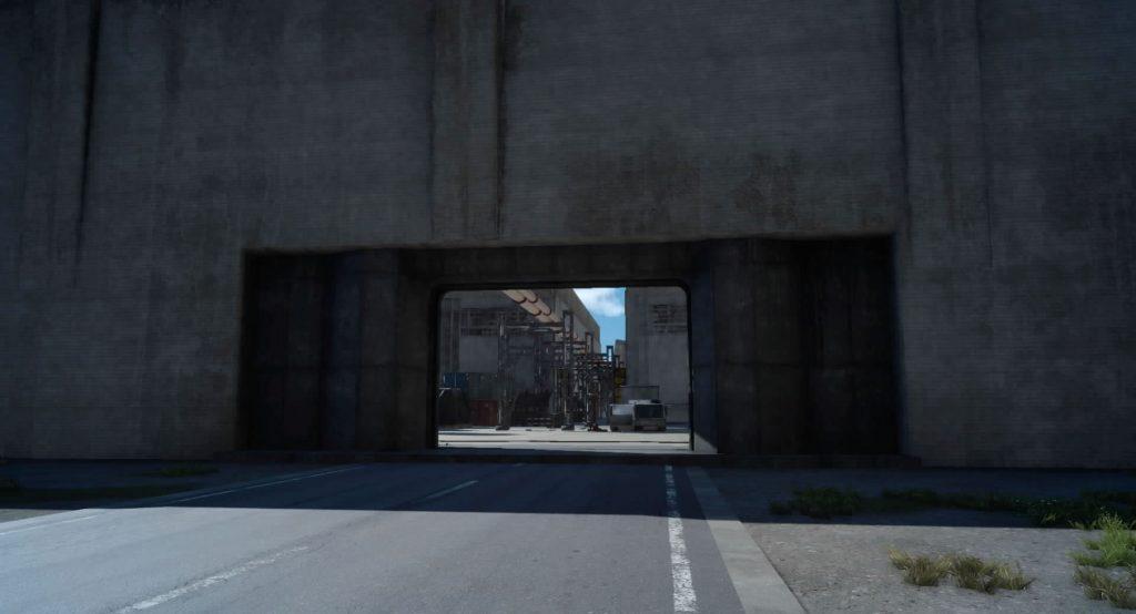 ヴォラレ基地のイメージ画像です。