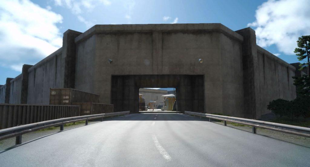 アラケオル基地のイメージ画像です。