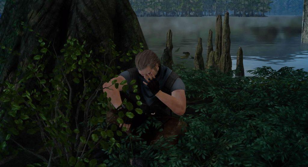FF15のサブクエスト『負傷者救助クエスト(クレイン地方)』のイメージ画像です。