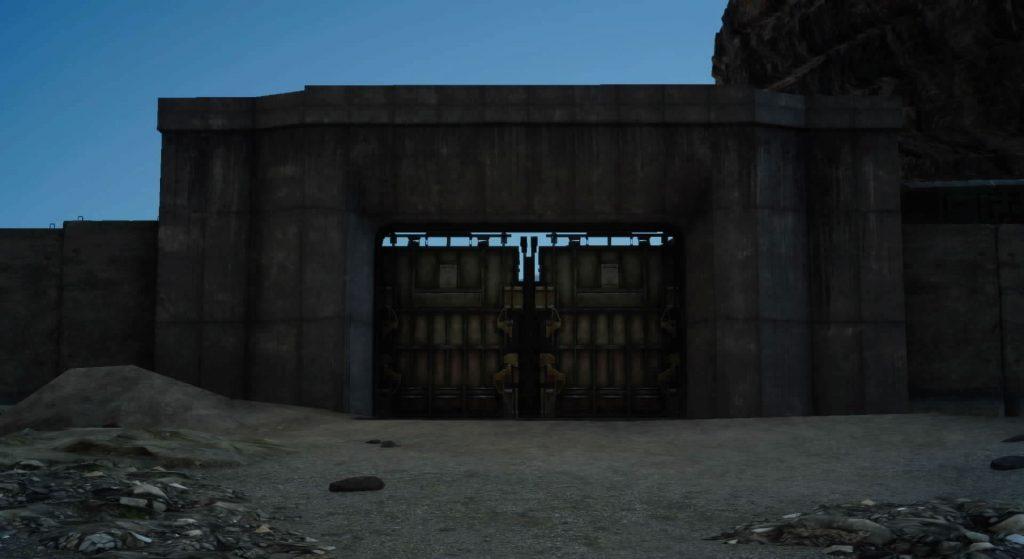 FF15のサブクエスト『聖地巡礼』のイメージ画像です。