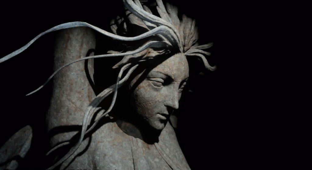 ダンジョン「プティウォス遺跡」のイメージ画像です。