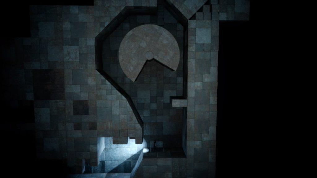 FF15のダンジョン「プティウォス遺跡」攻略(2Dエリアと女神像エリア)のイメージ画像です。