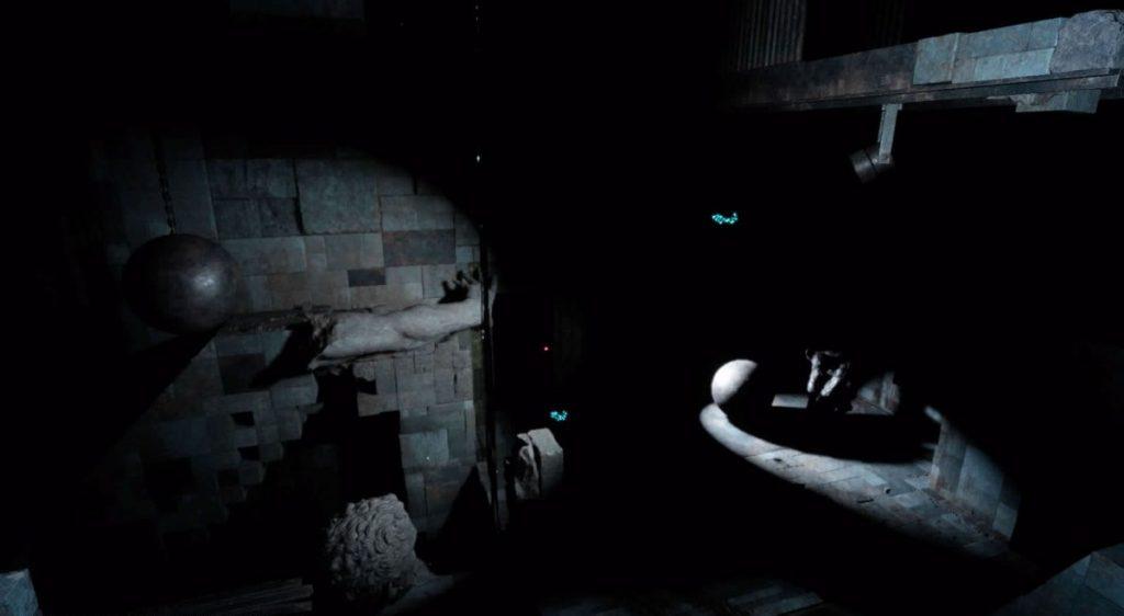 FF15のダンジョン「プティウォス遺跡」攻略(入口エリア)のイメージ画像です。