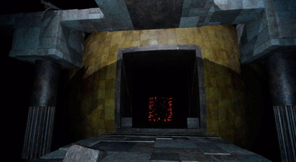FF15のダンジョン「プティウォス遺跡」の入手アイテム一覧(球体エリア)のイメージ画像です。