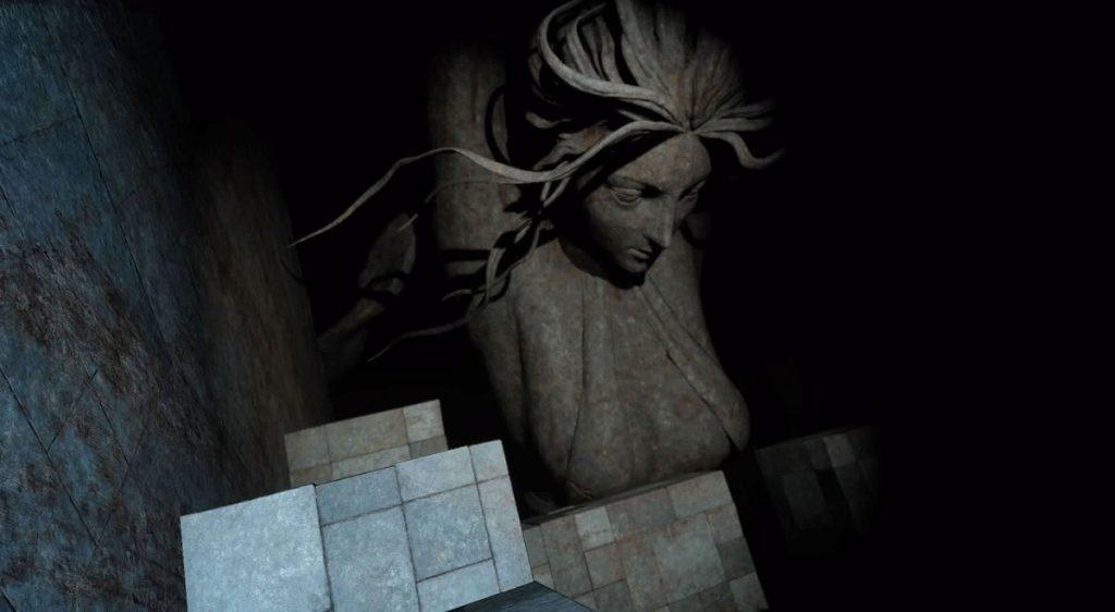 FF15のダンジョン「プティウォス遺跡」の入手アイテム一覧(女神像エリア)のイメージ画像です。