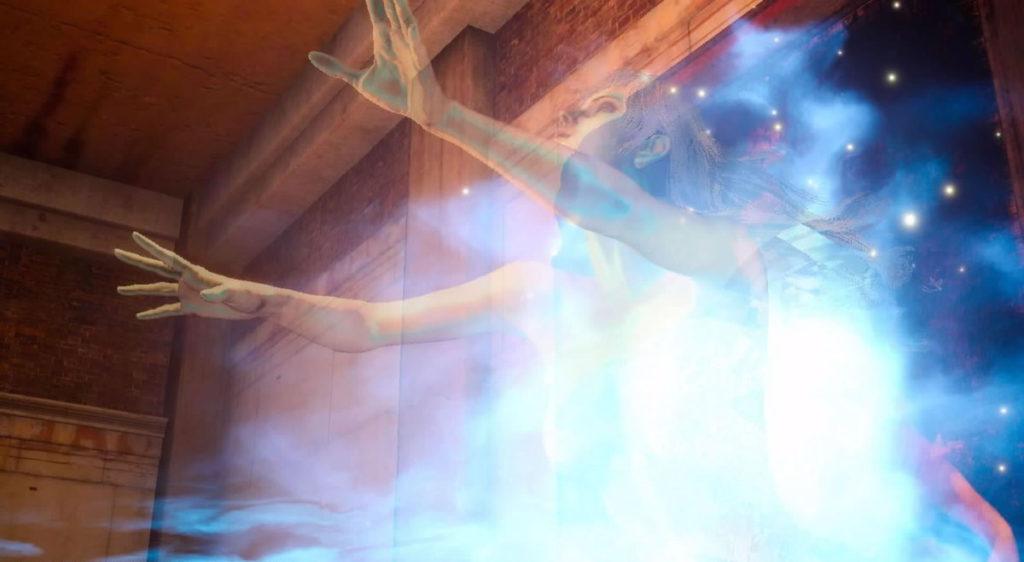 FF15のビブから受注可能なサブクエスト『呪われた絵画』で撮影する『チャダルヌーク』です。