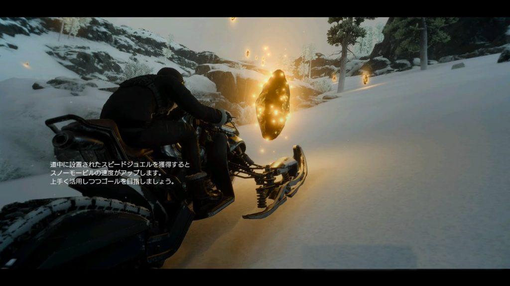 FF15のDLC『エピソードプロンプト』のスコアアタックモードのイメージ画像です。