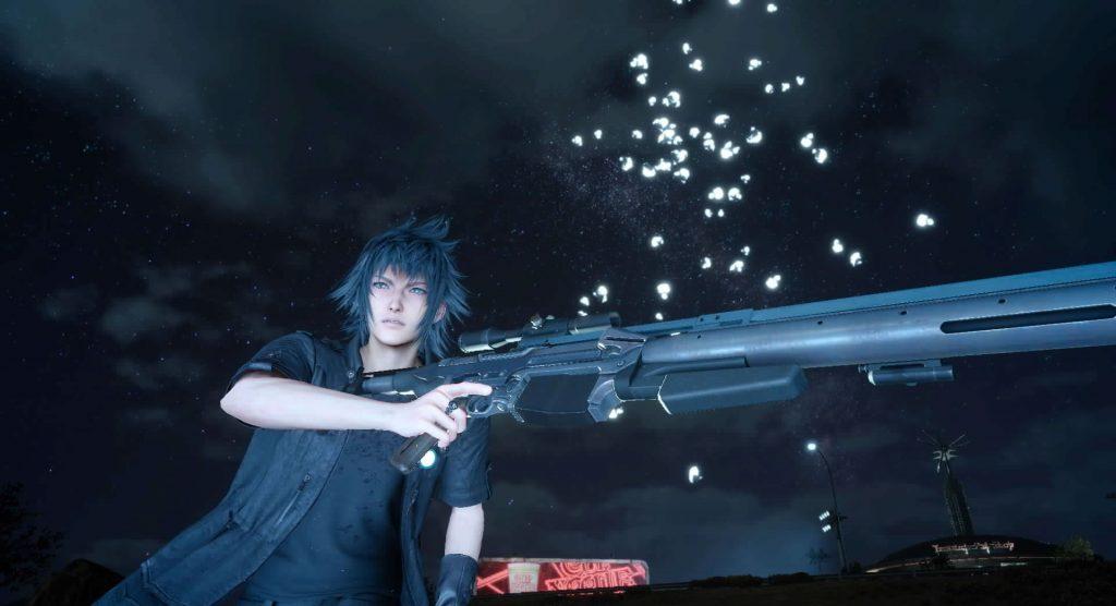 FF15の『武器』、『ファントムソード』一覧のイメージ画像です。