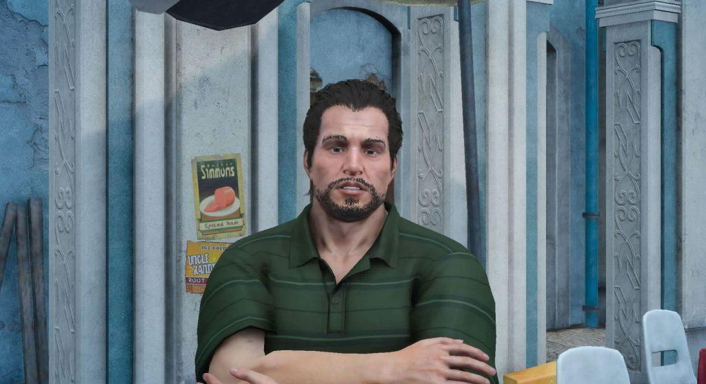 FF15の『討伐依頼(モブハント)』のレスタルム(喫茶サーゲイト)のイメージ画像です。