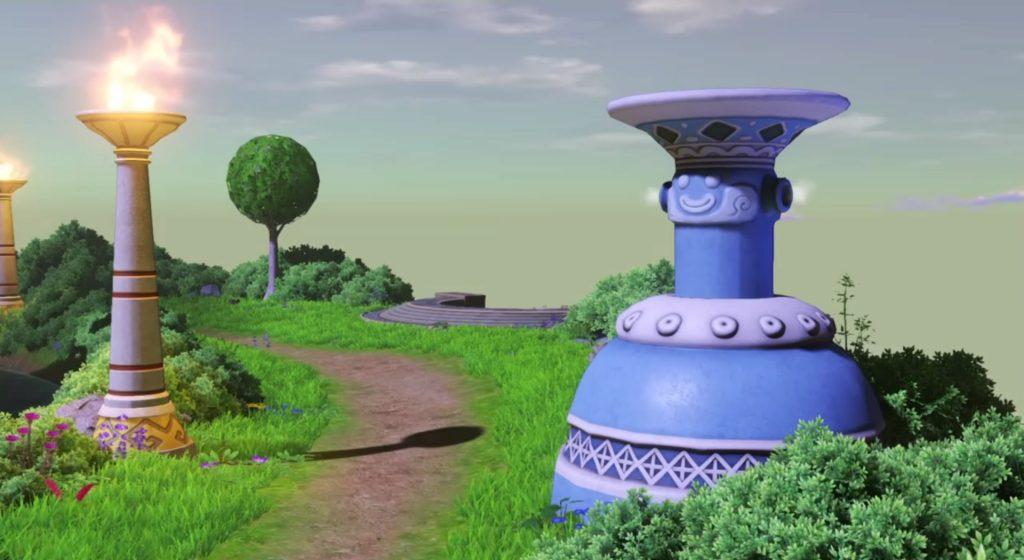 ドラゴンクエスト11の『忘れられた地』~『????』までのフィールドマップとアイテム一覧のイメージ画像です。