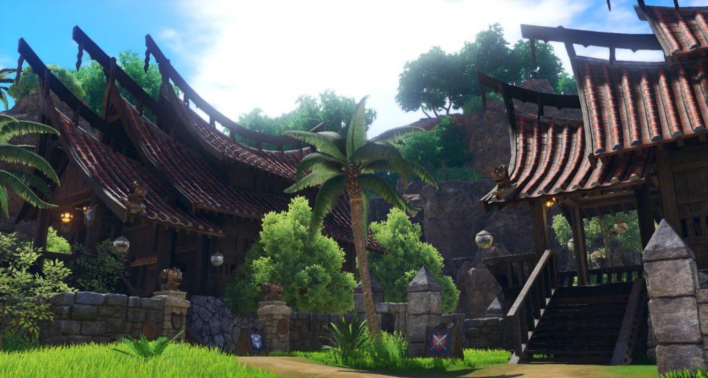 ドラゴンクエスト11の『ナギムナー村』~『名もなき島』までのフィールドマップとアイテム一覧表のイメージ画像です。