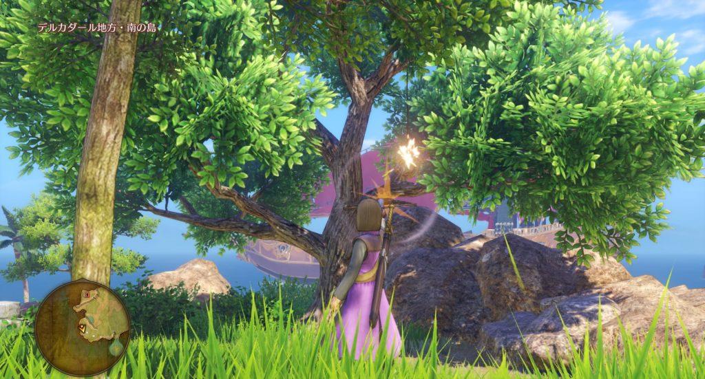 ドラゴンクエスト11のミニゲーム『ボウガンアドベンチャー』の「五つの小島」できるマト一覧のイメージ画像です。