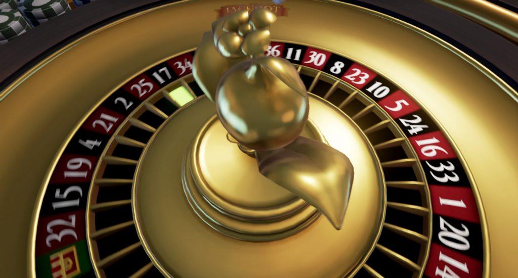 ドラゴンクエスト11の『カジノ』の『ルーレット』のイメージ画像です。