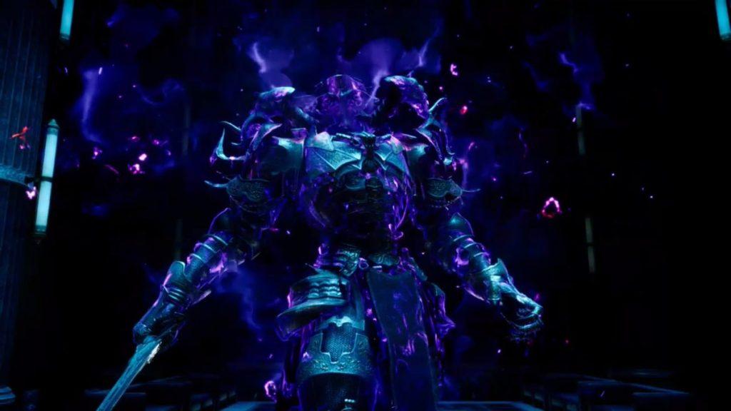 FF15のDLC『FFXVロイヤルパック』にて追加された『歴代王』のイメージ画像です。