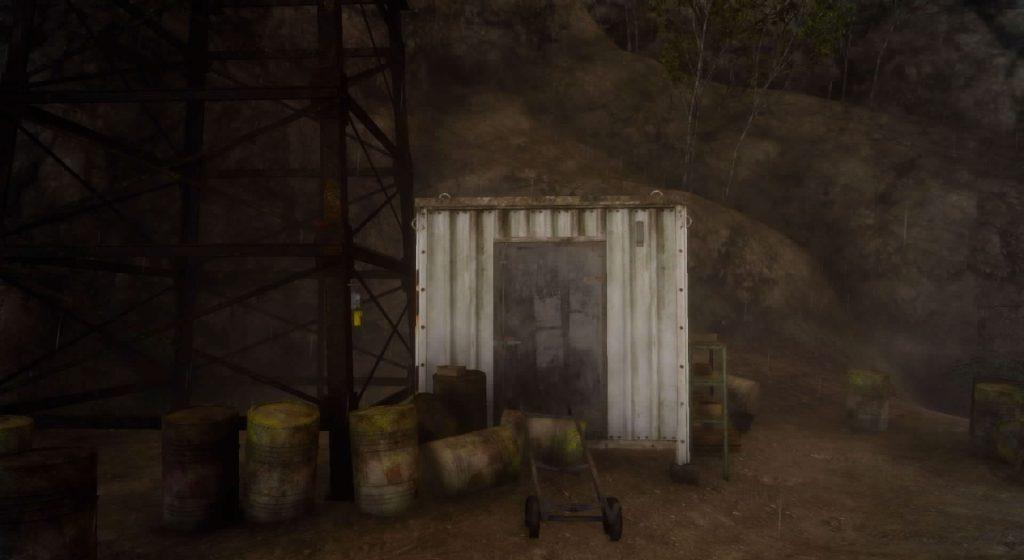FF15のサブクエスト『鉱山の写真を撮ろう』の2枚目のイメージ画像です。