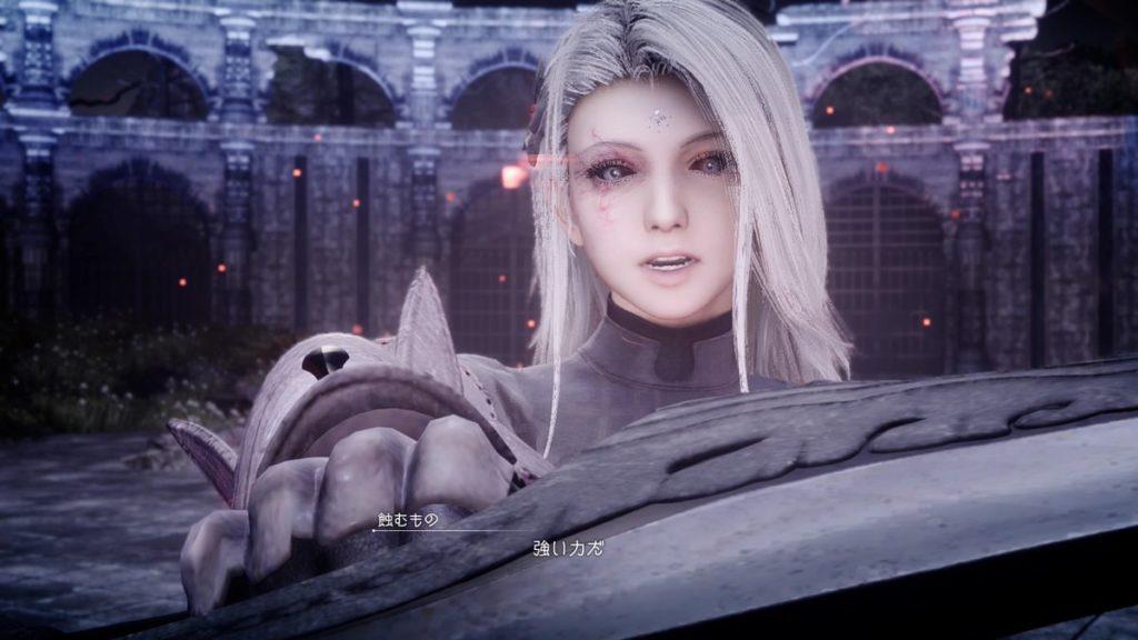 FF15のサブクエスト『新たな出会い』で出現する『蝕むもの』のイメージ画像です。