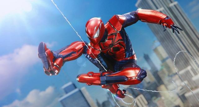 マーベルスパイダーマンのアップデート『バージョン1.12&バージョン1.13』のイメージ画像です。
