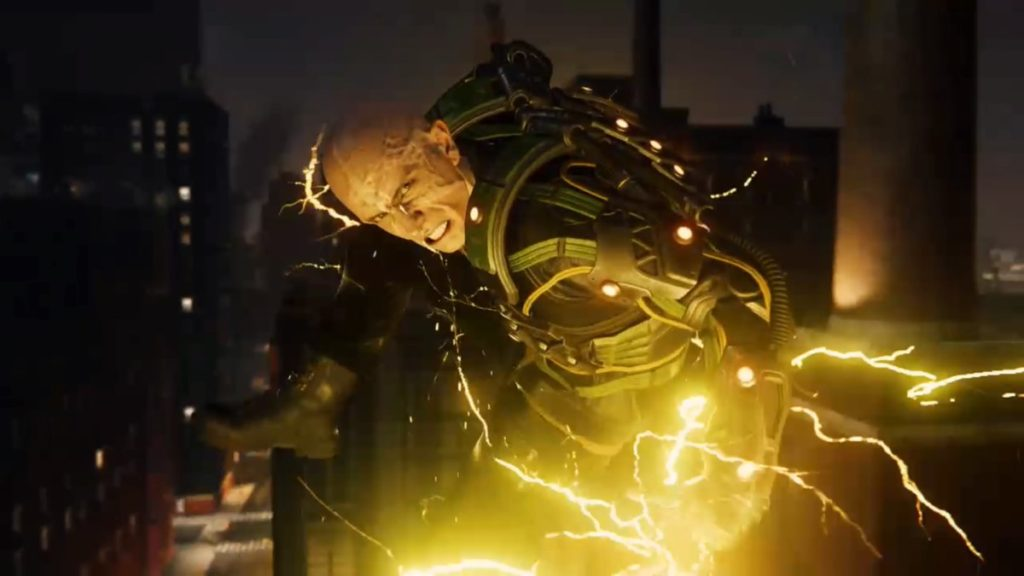 マーベルスパイダーマン(PS4)で進行可能なメインミッション『Act.3(前半)』のイメージ画像です。