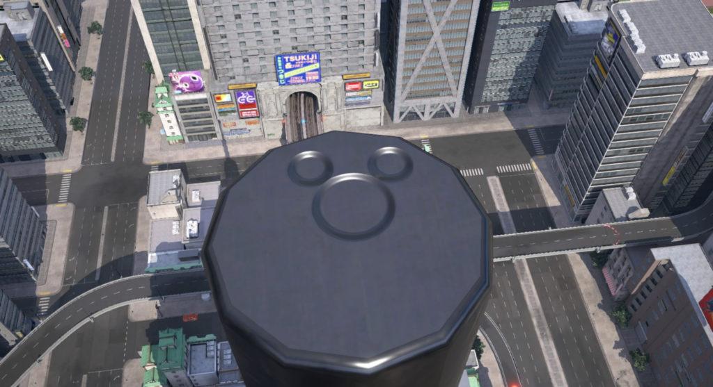 キングダムハーツ3(KH3)のワールド『サンフランソウキョウ』に設置されている幸運のマークの場所一覧のイメージ画像です。