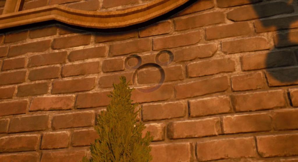キングダムハーツ3(KH3)に設置されている『幸運のマーク』の場所一覧に関するイメージ画像です。