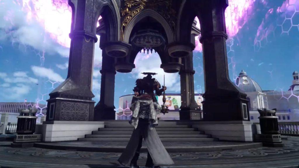 DLC『エピソードアーデン』のメインクエスト『復讐の炎』のイメージ画像です。