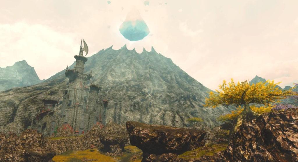 風脈の泉『高地ドラヴァニア』