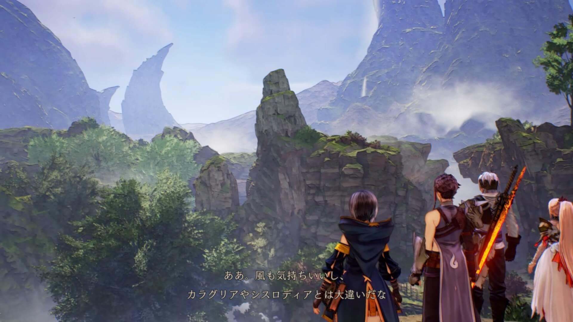 マップとダナフクロウの場所一覧『風望の丘』