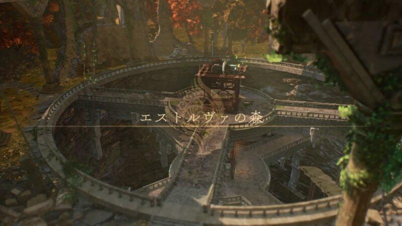 マップと宝箱の場所一覧『エストルヴァの森』